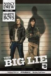 NANCY DREW/HARDY BOYS: THE BIG LIE #5
