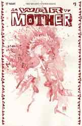 WAR MOTHER #3 (of 4) – Cover A by David Mack