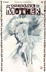 WAR MOTHER #4 (of 4) – Cover A by David Mack