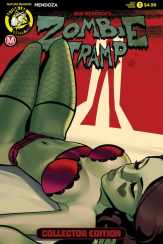 ZOMBIE TRAMP: ORIGINS (VOLUME 1 COLLECTOR EDITION) - Cover C - SEXY variant (limited to 2000) by Celor
