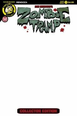 ZOMBIE TRAMP: ORIGINS - Cover H