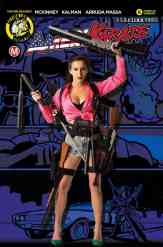 Cover D – April O'Neil Cosplay Variant (limited to 1500)