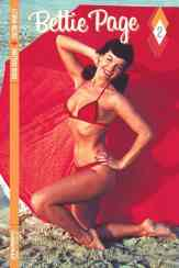 Bettie Page #2 - Cover C - Photo Cover
