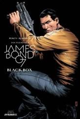 James Bond #6 - Cover C by Patrick Zircher