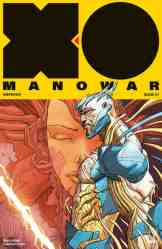 X-O Manowar #7 - Cover B