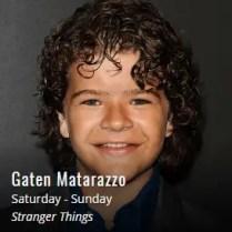Gaten Matarazzo