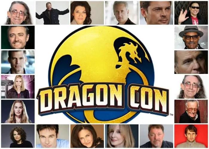Dragon Con 2017: Guest List