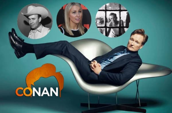 Last Night on CONAN - 8/17/17: Carl Reiner | Nikki Glaser | Pokey LaFarge
