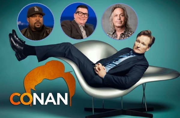 Last Night on CONAN - 8/22/17: Ice Cube | Lea DeLaria | Jim Lauderdale