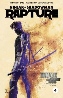 Ninjak Vs. The Valiant Universe Variant