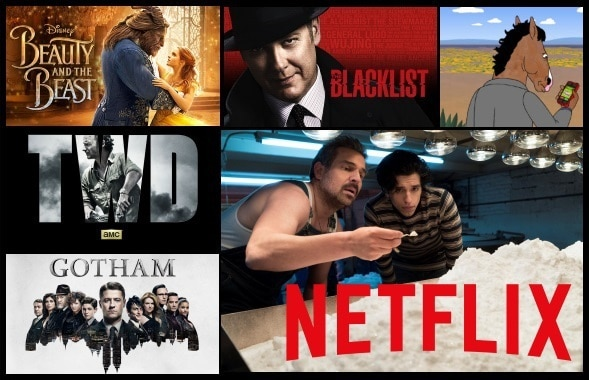 Netflix in September: What's Coming & What's Leaving