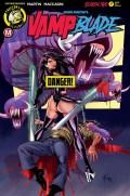 Vampblade Season 2 #7 Cover F () by Arturo Louga