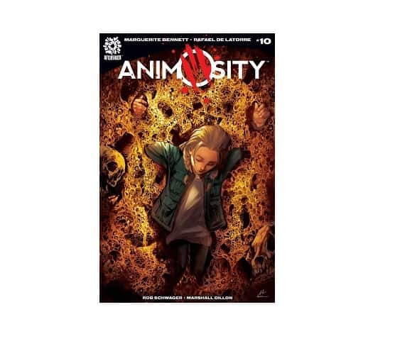 [Preview] AfterShock Comics 10/18 Release: ANIMOSITY #10