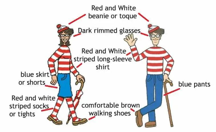 Hey, where's Waldo? [Screenshot: courtesy of Google] ...