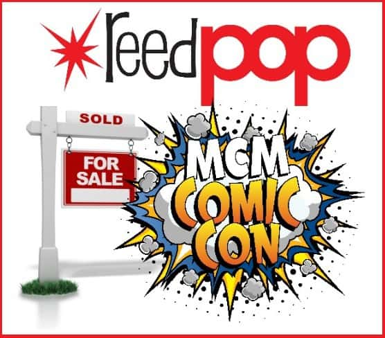 ReedPOP Acquires MCM Comic Conventions