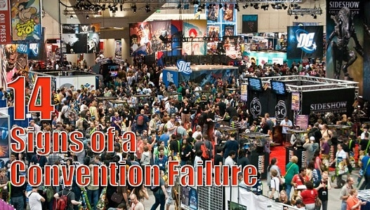 14 Signs of a Potential Convention Failure