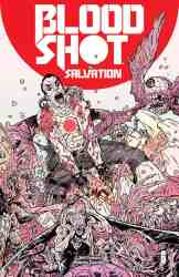 Bloodshot Salvation #6 - Cover C by John Bivens