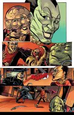 Puppet Master Curtain Call TPB #2 Page 6