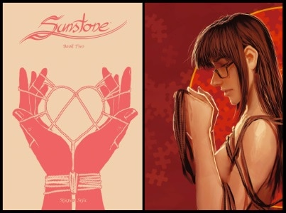 [Preview] Top Cow's 11/22 Release: SUNSTONE, VOL. 2 HC by Stjepan Šejić