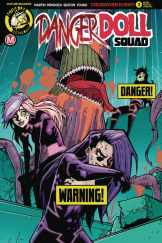 Danger Doll Squad #3 - Cover B by Marco Maccagni