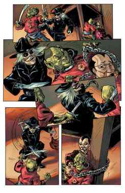 Puppet Master Curtain Call #2 Page 5