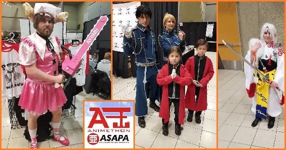 Cosplay Photos - A Taste of Animethon