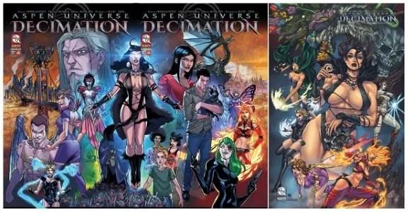Aspen Universe Decimation #4