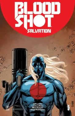 Bloodshot Salvation #5 - Bloodshot Icon Variant by Giuseppe Camuncoli