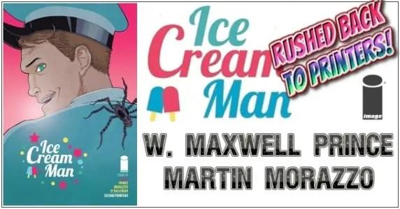 Ice Cream Man #1