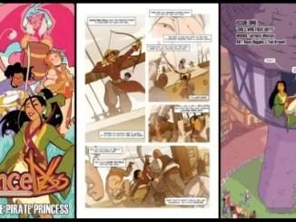 Princeless Book 3