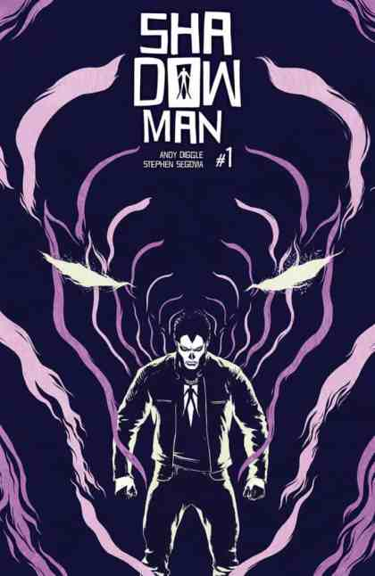 SHADOWMAN (2018) #1 – Pre-Order Cover by Raúl Allén