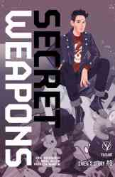 SECRET WEAPONS: OWEN'S STORY #0 – Cover B by Sibylline Meynet