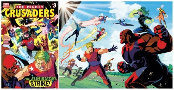 The Mighty Crusaders #3