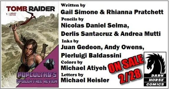 Tomb Raider Library Edition Vol. 1