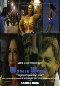Veronica Pierce Wonder Woman
