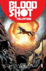 Bloodshot Salvation #9 - Cover C by Giuseppe Camuncoli