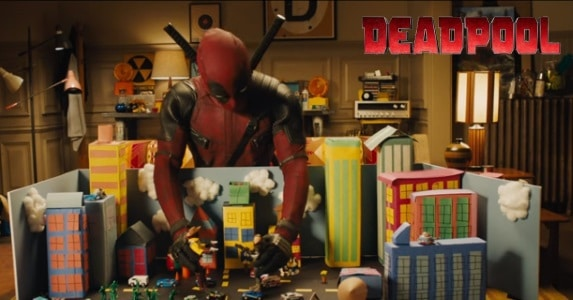Deadpool Cable trailer