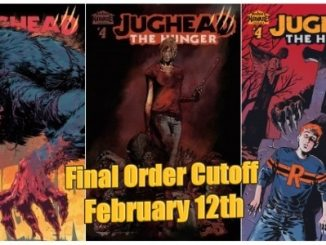 Jughead the Hunger #4