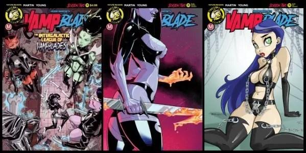 Vampblade - Season Two #11