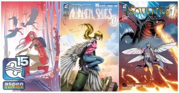 Aspen Comics