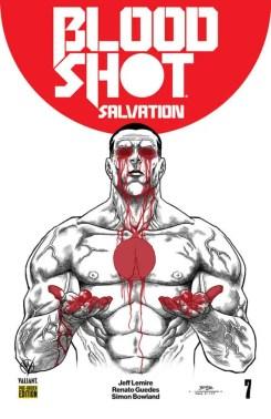 Bloodshot Salvation #7 - Pre-Order Edition by Ryan Bodenheim