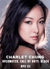 Charlet Chung appearing at C2E2 2018