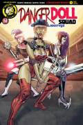 Danger Doll Squad Volume 2 #1 - Cover C Marcelo Costa variant
