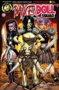 Danger Doll Squad Volume 2 #1 - Cover E Bill McKay variant