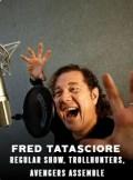 Fred Tatasciore appearing at C2E2 2018
