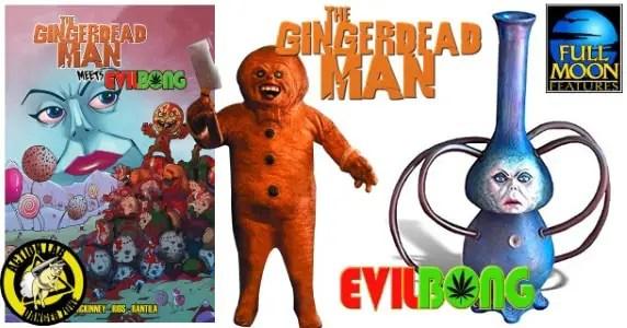 Gingerdead Man Meets Evil Bong #1