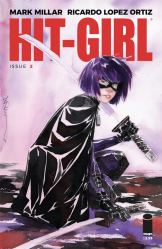 Hit-Girl #2 - Cover C by Dustin Nguyen