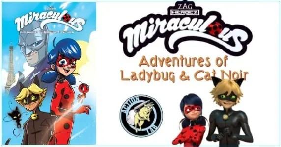 Miraculous Adventures Volume 1