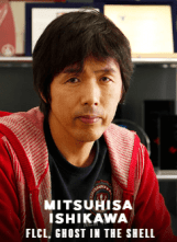 Mitsuhisa Ishikawa appearing at C2E2 2018