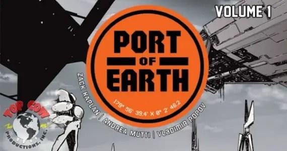 PORT OF EARTH, VOL. 1